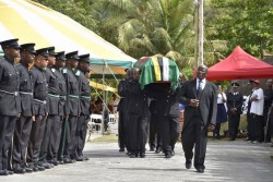 State Funeral of former Dominican Head of State2