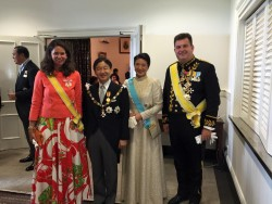 Coronation of HM King Queen Tonga3