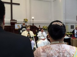 Coronation of HM King Queen Tonga6