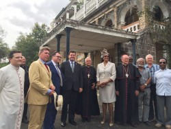 Sir Anthony Bailey launches charitable programmes in Grenada4